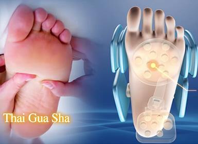 Guasha-Massage