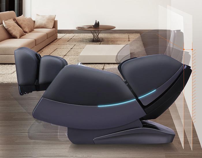 Der Sessel ist mit einer intelligenten Funktion ausgestattet, um Platz zu sparen