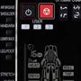 Fernbedienung Panasonic EP MA70 Massagesessel